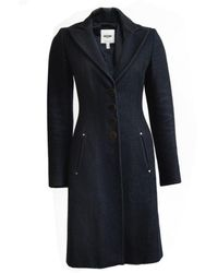 Moschino - \n Navy Denim - Jeans Coat - Lyst