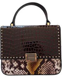 Anine Bing Leather Handbag - Multicolor