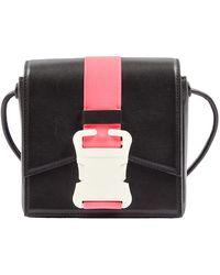 Christopher Kane Leather Clutch Bag - Multicolor