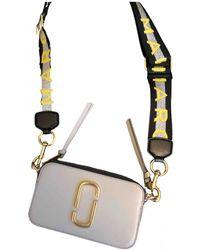 Marc Jacobs Snapshot Leather Handbag - Multicolour