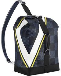 Louis Vuitton Bolsos en lona marino - Multicolor