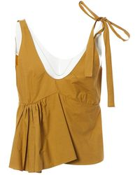 Marni - Other Cotton Top - Lyst