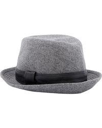 Hermès Gray Wool Hat