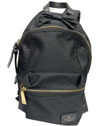 Lanvin Cloth Backpack - Black