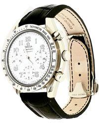 Omega Speedmaster Reduced Watch - Multicolour