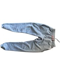 Vetements Pantalon - Gris