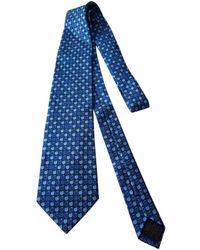 Loewe - Silk Tie - Lyst