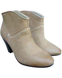 Maje - Ankle Boots, Olivette Model, Size 37, New - Lyst