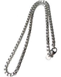 Tiffany & Co. - Silver Jewellery - Lyst