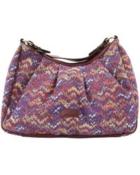 Missoni - Leather Handbag - Lyst