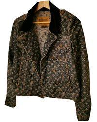 Louis Vuitton Giacca corta - Blu