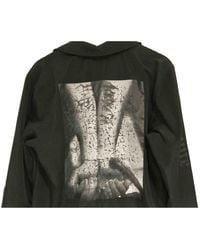 Supreme Black Polyester Jacket