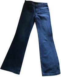 Burberry Bootcut jeans - Blau