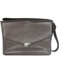 Lancel Leder Business tasche - Braun