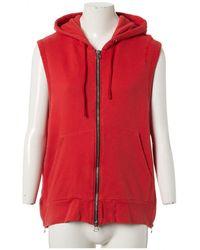 Balmain Jacket - Red