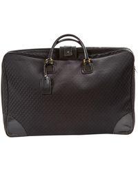Loewe Vintage Black Cloth Bag
