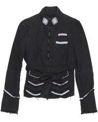 Marc Jacobs - Short Vest - Lyst