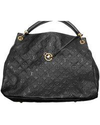Louis Vuitton Artsy Leather Handbag - Blue