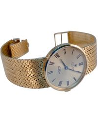 Rolex Cellini Yellow Gold Watch - Blue