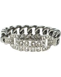 Chanel Silver Metal - Metallic