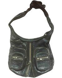 Alexander Wang Donna Leather Handbag - Black
