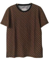 Maison Margiela T-shirts - Braun