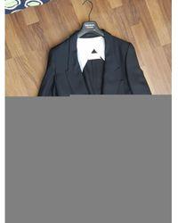 Maison Margiela - Black Viscose Jacket - Lyst