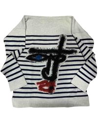 Jean Paul Gaultier Wool Pull - Multicolor