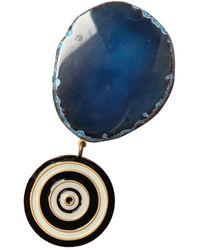 Givenchy Broschen - Blau
