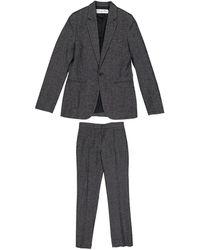 Dior Wolle Kostüm - Grau