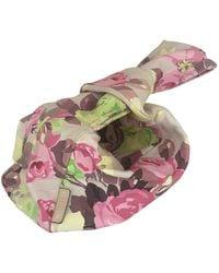 Carven Leather Handbag - Multicolour