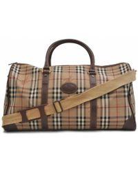 Burberry Brown Cloth