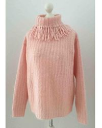 Miu Miu Pink Wool