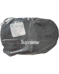 Supreme Cloth Bag - Black