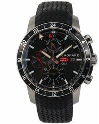 Chopard Mille Miglia Black Steel Watch