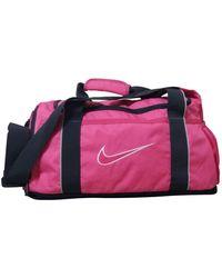 Nike Leinen Reisetaschen - Pink