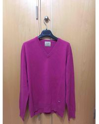 Loewe Pink Cashmere Knitwear & Sweatshirt