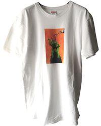 Supreme T-shirts - Weiß