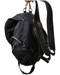 Alexander Wang Marti Leather Backpack - Blue