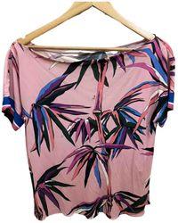 Emilio Pucci Silk Blouse - Pink