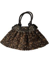 Ferragamo Leder Handtaschen - Mehrfarbig