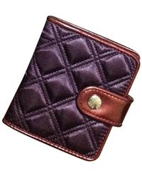 Marc By Marc Jacobs Multicolour Patent Leather Wallets