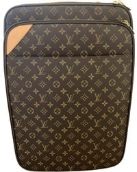Louis Vuitton Pegase Leinen 48 Std/ Tasche - Mehrfarbig