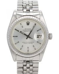 Rolex - Pre-owned Datejust 36mm Watch - Lyst