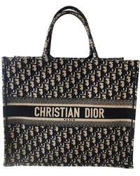 Dior Book Tote Handtaschen - Mehrfarbig