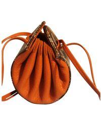 Goyard Cloth Purse - Brown