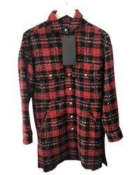 The Kooples Coat - Red