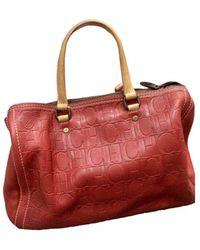Carolina Herrera Handbag - Red