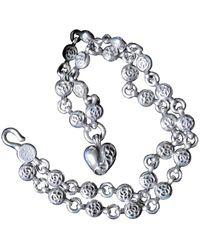Chrome Hearts Silver Silver Necklaces - Multicolor