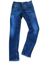 Jean Paul Gaultier Straight Jeans - Blue
